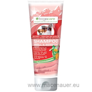 BOGAR bogacare SHAMPOO SMALL a SENSITIVE, pes, 200 ml