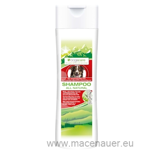 BOGAR bogacare SHAMPOO ALL NATURAL, pes, 200 ml