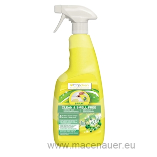 BOGAR bogaclean CLEAN a SMELL FREE SPRAY, 750 ml