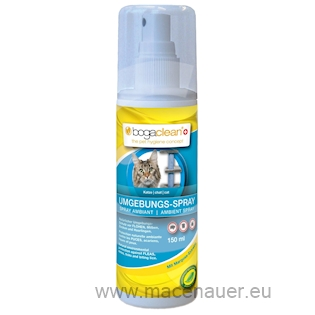 BOGAR bogaclean UMGEBUNGS-SPRAY, kočka, 150 ml