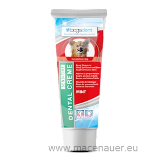 BOGAR bogadent DENTAL CREME SENSITIVE, pes, 75 ml