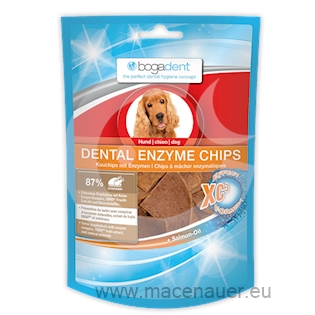 BOGAR bogadent DENTAL ENZYME CHIPS, pes, 40 g