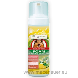 BOGAR bogacare FOAM BIO-ACTIVE SMELL FREE, pes, 150 ml