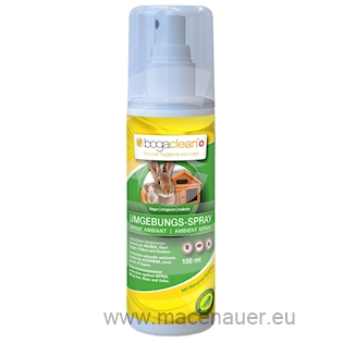 BOGAR bogaclean UMGEBUNGS-SPRAY, hlodavci, 150 ml