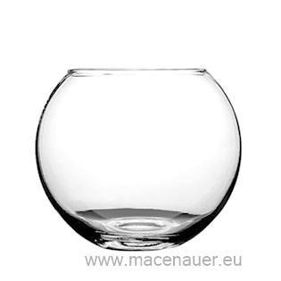 AQUAEL Glass Bowl 23 cm, 4,5 l