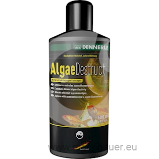 DENNERLE Přípravek Algae Destruct, 500 ml