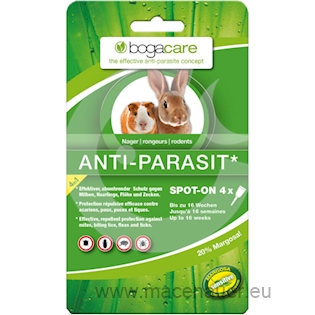 BOGAR Anti-Parasit SPOT-ON 4x0,4 ml