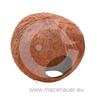 MACENAUER Kokosnuss Hole M