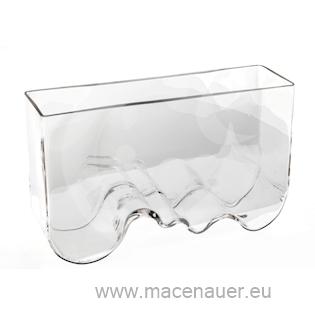 Aquael Akvárium Aqua Decoris Wave 40x12x24 cm