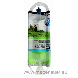 AQUAEL Gravel a Glass Cleaner XL, odkalovací zvon