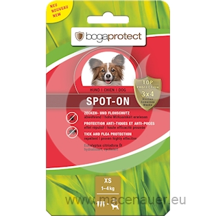 BOGAR bogaprotect SPOT-ON dog XS