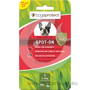 BOGAR bogaprotect SPOT-ON dog S