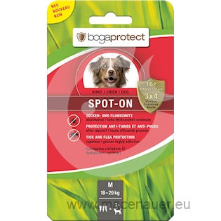 BOGAR bogaprotect SPOT-ON dog M