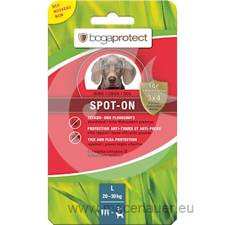 BOGAR bogaprotect SPOT-ON dog L