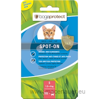 BOGAR bogaprotect SPOT-ON cat S
