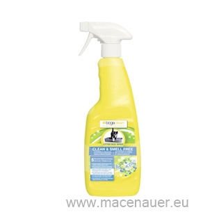 BOGAR Desinfekční sprej Bogaclean CLEAN and SMELL FREE LITTER BOX SPRAY, 500 ml