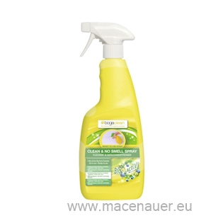 BOGAR Desinfekční sprej Bogaclean CLEAN and SMELL FREE SPRAY, 750 ml