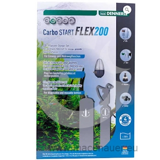 DENNERLE Hnojící CO2 set CarboSTART FLEX200
