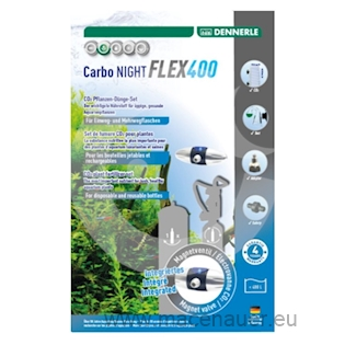 DENNERLE Hnojící sada CO2 CarboNIGHT FLEX400
