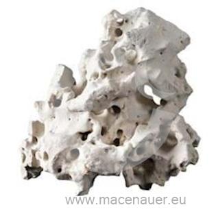 HOBBY Děrovaný kámen, bílý - asijský