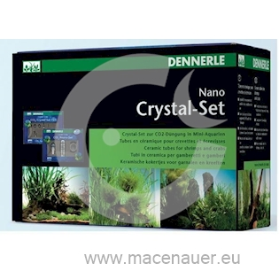 DENNERLE Nano CO2 Crystal-set 80 g