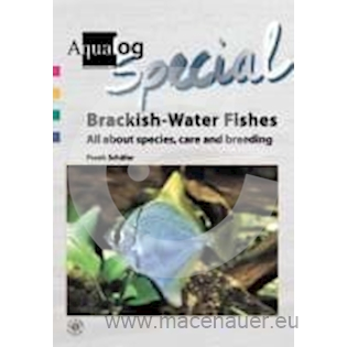 KNIHA AQUALOG: Spec.Brackish-Water Fishes
