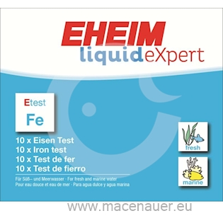 EHEIM Test Fe, 10 ks