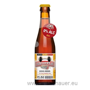 The Happy Animal Planet Pivo pro psy Snuffle kuřecí 25 cl