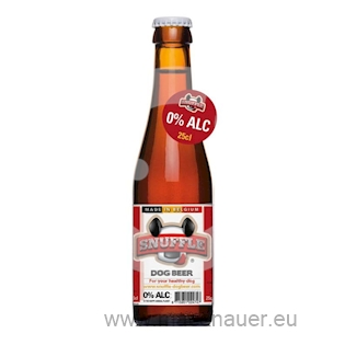 The Happy Animal Planet Pivo pro psy Snuffle hovězí 25 cl
