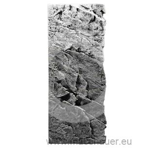 BACK TO NATURE Slimline River Basalt/Gray 60C, 20x55 cm