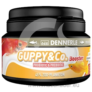DENNERLE Krmivo Guppy &Co. Booster 100 ml