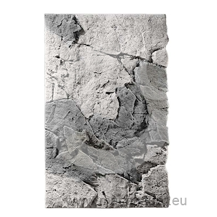 BACK TO NATURE Slimline River Basalt/Gray 80B, 80x50 cm