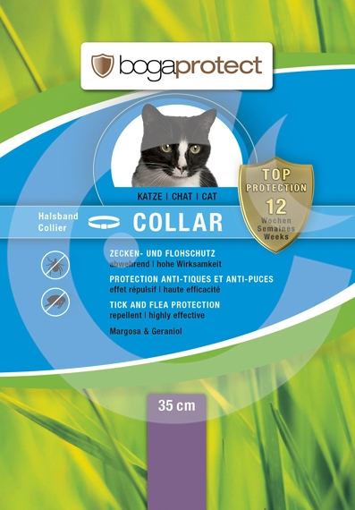 BOGAR bogaprotect COLLAR cat 35 cm