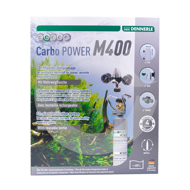 DENNERLE CarboPOWER MW 400