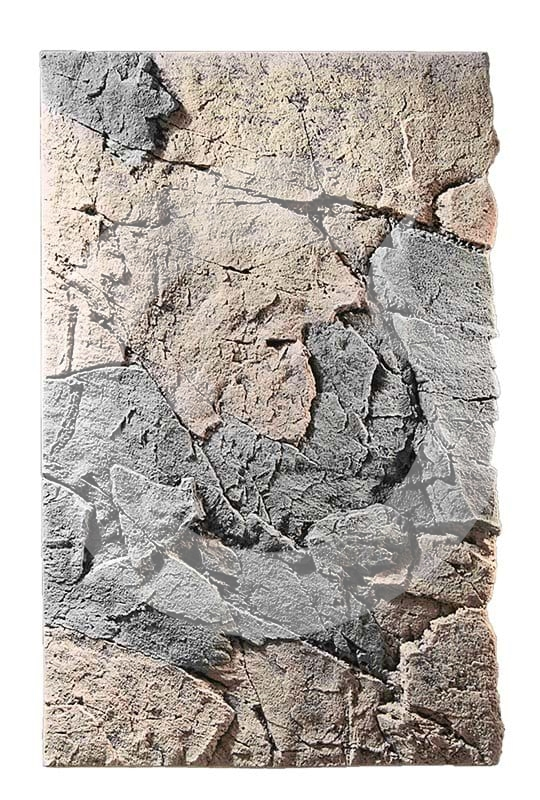 BACK TO NATURE Slimline 80B 80x50 cm Basalt/Gneiss