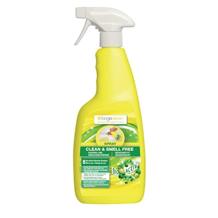BOGAR Čistící sprej Bogaclean CLEAN and SMELL FREE SPRAY, 750 ml