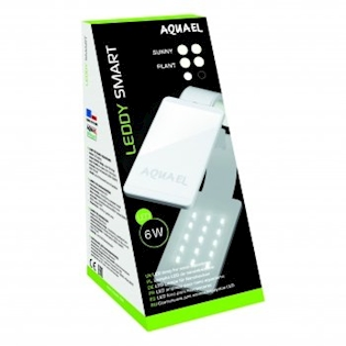 AQUAEL Osvětlení Leddy Smart 2 Sunny 6 W, 15x8 cm, bílé