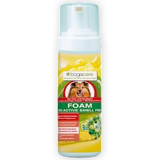 BOGAR Bioaktivní pěna na srst pro psy Bogacare FOAM BIO-ACTIVE SMELL FREE, 150 ml