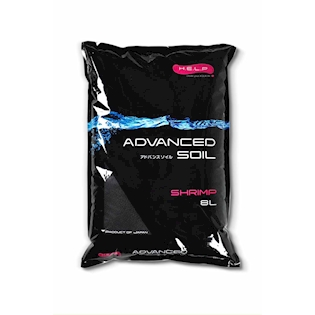 AQUAEL Advanced Soil Original Shrimp Powder, 3 l