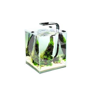 AQUAEL Shrimp Smart akvarijní set, černá, 10 l