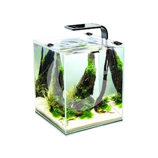 AQUAEL Shrimp Smart akvarijní set, černá, 20 l