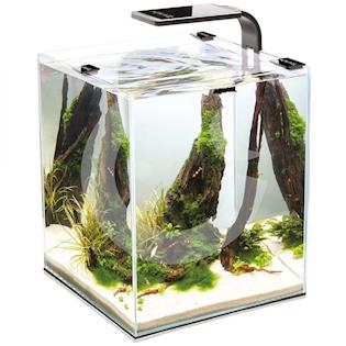 AQUAEL Shrimp Smart akvarijní set, černá, 30 l