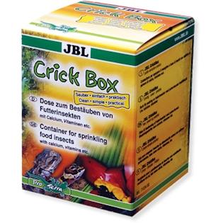 JBL Nádobka na posypání krmného hmyzu CrickBox