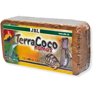 JBL Substrát TerraCoco Humus 600g, 9l