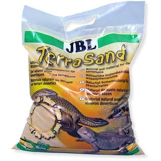 JBL Substrát TerraSand přírodní žlutý 7,5 kg