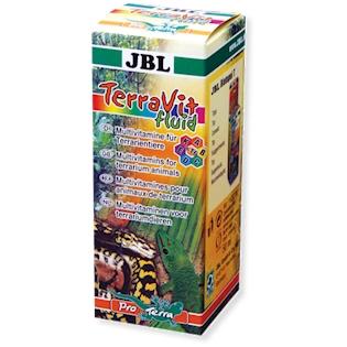 JBL Vitamíny a stopové prvky TerraVit fluid, 50ml