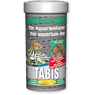 JBL Prémiové krmivové tablety Tabis, 250ml