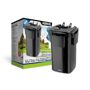AQUAEL Vnější filtr ULTRA FILTER 1400