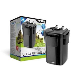 AQUAEL Vnější filtr ULTRA FILTER 1200