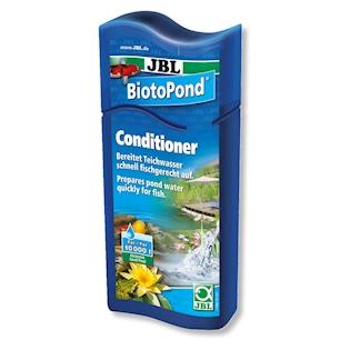 JBL Přípravek na úpravu vody BiotoPond, 250ml - blížící se expirace